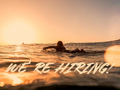 Sunshine Surf Morocco is hiring
